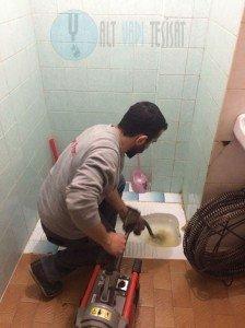 Büyükçekmece lavabo tıkanıklığı açma