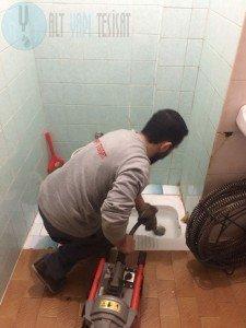 Bakırköy lavabo tıkanıklığı açma