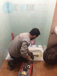 Beyoğlu tuvalet tıkanıklığı açma