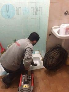 Esenyurt tuvalet tıkanıklığı açma